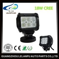 4inch 18W LED Driving Lighting Offroad Fog Lamp Boat led bars lights for car