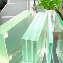 Rocky 6-60mm tempered laminated glass for building