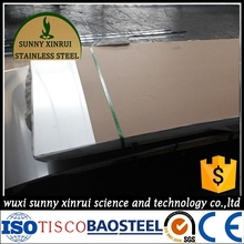 AISI 310S stainless steel sheet metal 4mm thick
