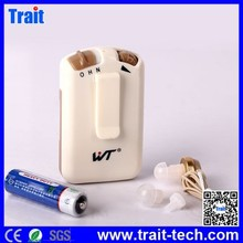 Portable Energy Conservation Hearing Aid, Sound Amplifier Adjustable Tone ITE Hearing Aid