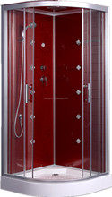 red shower cabin hot adult massage rooms