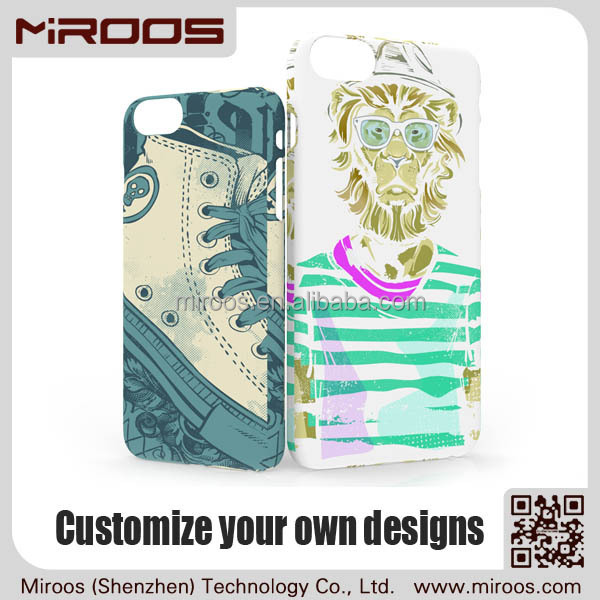 MIROOS customize your own logo for iphone 6 plus case scratch resistant,for strong iphone 6 case