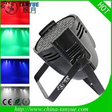 54 3w rgbw led par light for stage/dj/disco/club