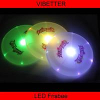 LF-01A 25cm perimeter led frisbee Toy products flashing frisbee led light up flash frisbee flying discs