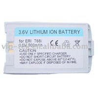 Mobile Phone Battery For SONY ERICSSON T68i