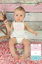 2015 boutique toddler ruffle romper baby ruffle romper