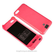 New Arrival For Iphone 5 premium power case on hot selling