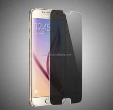 privacy guard for mobile phone S6, screen guard protector for S6 tempered glass