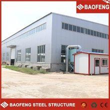 galvanized steel modern steel frame basketball court structure building gymnasium