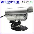Resistente a la intemperie de infrarrojos de Cámara de seguridad Plug and Play cámara de red IP
