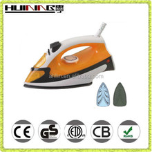 2015 new product plastic dry clean steam iron
