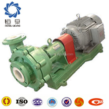 Open impeller electric pump to draw sand
