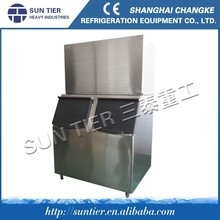 SUN TIER high efficient electricity saving for hotels supermarket thermoelectric ice maker