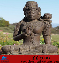 2015 antique indian god statues garden stone statues
