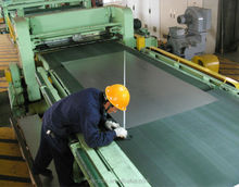 ultra low carbon magnetic iron DT4E