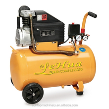 2hp 3hp portable mobile direct driven air compressor