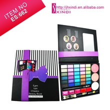 Pigment Intense Creamy Eye shadow All in 1 Vast Collection of Eyeshadow Blusher Foundation Make up Sets