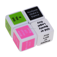 Adult Dice Games Bedroom Sex Dice for Boys and Girls