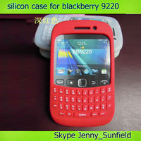 Mobile phone case phone accessories Durable keypad cover silicon cover case for blackberry curve 9220 cover