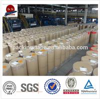 bopp jumbo roll adhesive tape direct buy china
