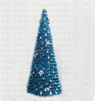 180cm Holiday Living Artificial Outdoor Metal Christmas Tree