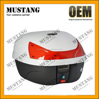 Factory Price Big Capacity PP/ABS Motorcycle Top Case Rear Box On Sale