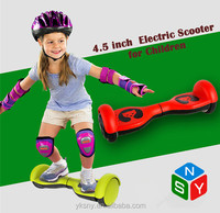 2 wheel smart elecric scooter MINNI children Electric shock self balancing 4.5inch Eelf balancing two wheeler electric scooter