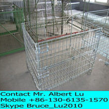Strong Steel wire mesh cage