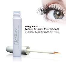 Private label Happy Pairs fashion eyelashes extensions/Natural eyelash growing liquid