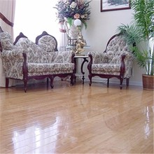 Solid Hickory Flooring Solid Bamboo with Glueless Locking in Carbonized Floor Laminate 14mm Bamboo