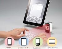 HOT portable USB interface laser keyboard for mobile phone virtual keyboard