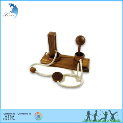 Kids Wooden assembly toys Intelligence assembled/assembling educational wooden puzzle 3D toy