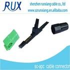 Produtos mais vendidos 2015 conector de fibra óptica SC