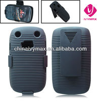 mobile phone accessory for Blackberry 9620 belt clip case
