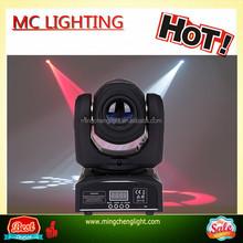Hot Sale 10w led gobo projector mini led spot moving head rotating light