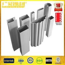 barato de moda de perfil de aluminio para pasamanos