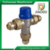 3/4 in Brass Heat Guard 110-D Thermostatic Mixing Valve