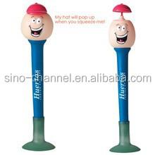 Top sale funny cute hat kids pen