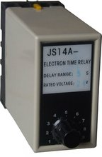 10A DC24V JS14-60/24- Powern On Time Relay/ Delay Timing Relay