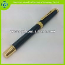 2013 Metal gel lnk pen,free ink roller pen,multi color ink pen