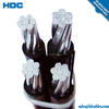 16mm2 ABC cable Aluminum Conductor Material and Low Voltage Type overhead conductor