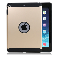 LZB hot selling TPU cover for ipad air tpu armor case