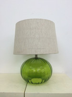 individual glass table lamp contemporary for bedroom