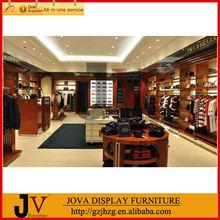 italiano moderno exhibición tienda de ropa de diseño para la tienda de ropa