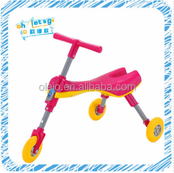 New prodect wholesale PPdesk baby /bug /small scooter