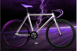 700c Fixed Gear Track Bike 700c Fashion Men Flip Flop Hub Fixed Gear Bike