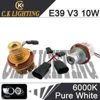 E39 10w led marker car led light angel eyes