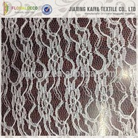 Newest floral vnitage style wide bulk lace application