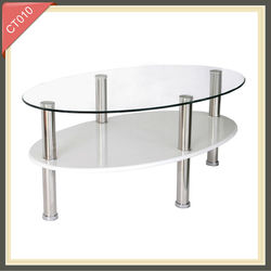 high quality with low price used mdf coffee table