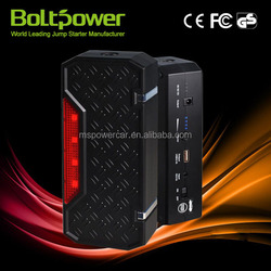 Canadian Distributors Wanted Accessories For Car 16500mah Plastic Battery Jump Starter For GPS
